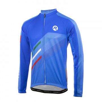 Wielershirt LM Rogelli Team2.0 Azzurro