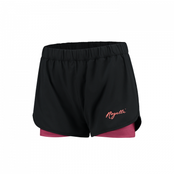 Aura 2-in-1 Running Short Women