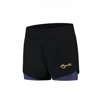 Indigo 2-in-1 Running Short Women